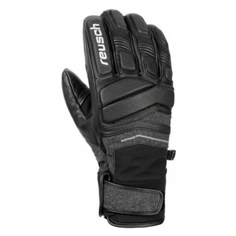 Reusch PROFI SL čierna - Lyžiarske rukavice