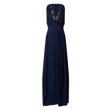 TFNC Večerné šaty 'MADALEN MAXI'  námornícka modrá
