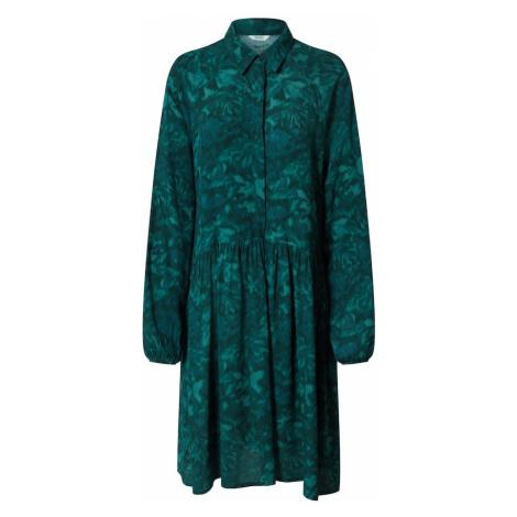 mbym Šaty 'Nagisa'  zelená