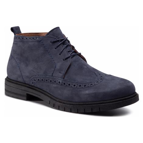 Outdoorová obuv GINO ROSSI - Lemon MT2898-TWO-BN00-5700-0 Tmavo modrá