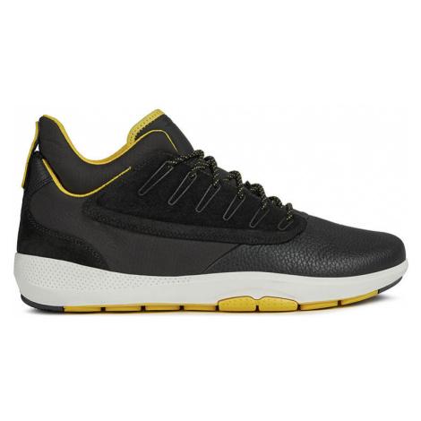 Geox - Kožená obuv Modual