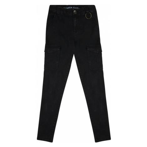 GARCIA Džínsy  čierna Garcia Jeans