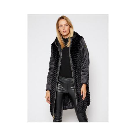 EA7 Emporio Armani Zimný kabát 6HTL09 TN05Z 1200 Čierna Regular Fit