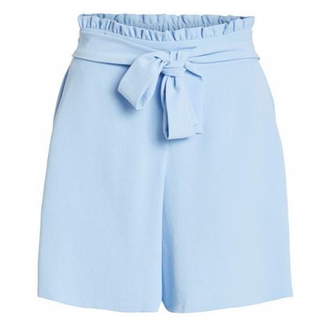 Vila Dámske kraťasy Virasha Hw Shorts Pb/Kl Powder Blue