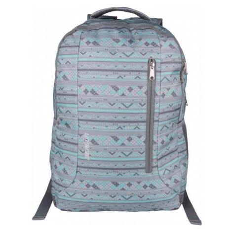 Bergun DREW23 tmavo šedá - Školský batoh