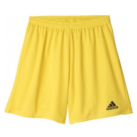 adidas PARMA 16 SHORT JR žltá - Juniorské futbalové trenky