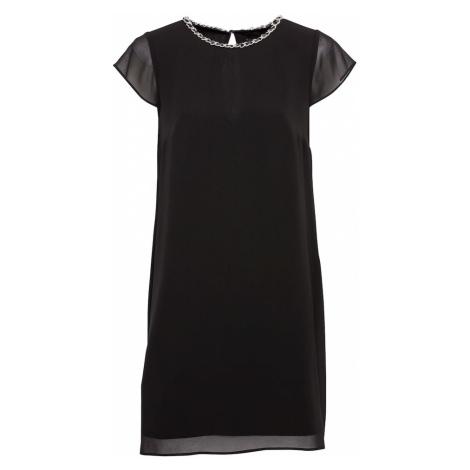 COMMA Šaty  čierna