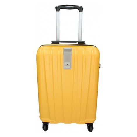 Cestovný kufor Snowball Lada S - žltá