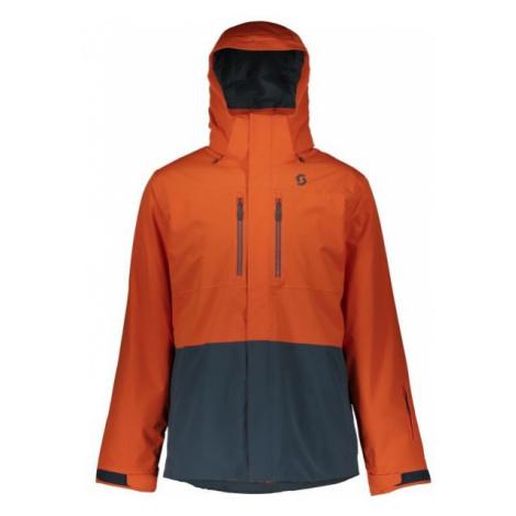 Scott ULTIMATE DRYO 40 oranžová - Pánska zimná bunda