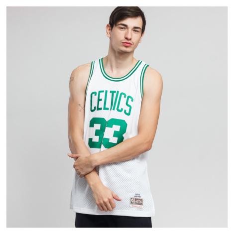 Mitchell & Ness NBA Swingman Jersey Boston Celtics biely