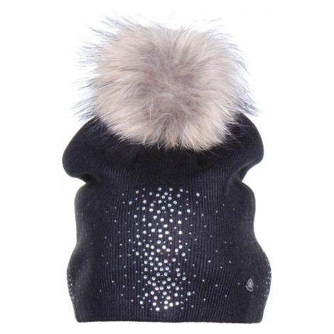 Shimmer dámská zimní čepice barva: černá