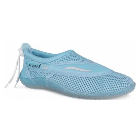 Aress BORNEO modrá - Dámska obuv do vody