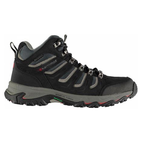 Pánske outdoorové topánky Karrimor Mount Mid