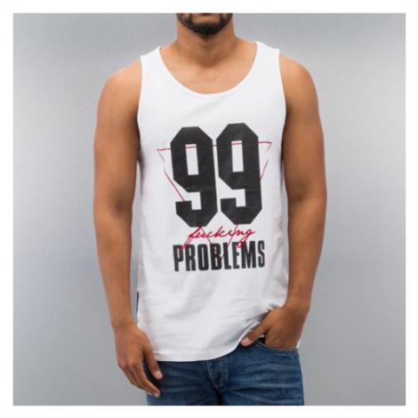 Dangerous DNGRS 99 Problems Tank Top White - Veľkosť:S