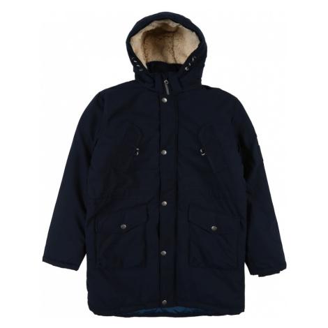 NAME IT Zimná bunda 'MACK '  kobaltovomodrá