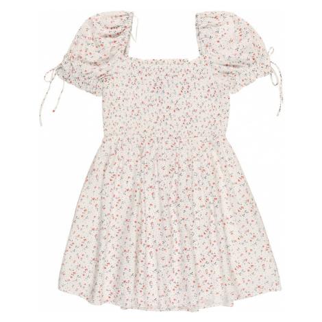 Bardot Junior Šaty  pastelovo ružová / červená / čierna / sivá