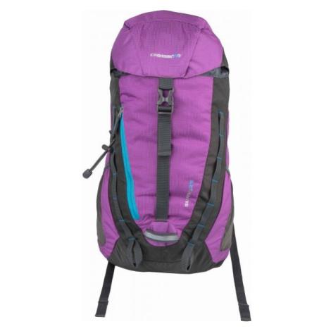 Crossroad SWING 25 fialová - Turistický batoh