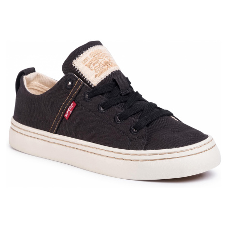 Tenisky LEVI'S - Sherwood S Low 231759-733-59 Regular Black Levi´s