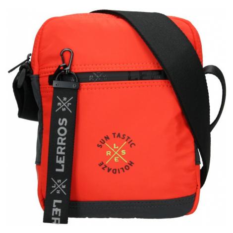 Pánska taška cez rameno Lerros Nerro - oranžová