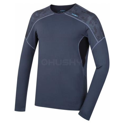 Husky Active winterlong antracit, Pánske termo tričko - jeseň, zima