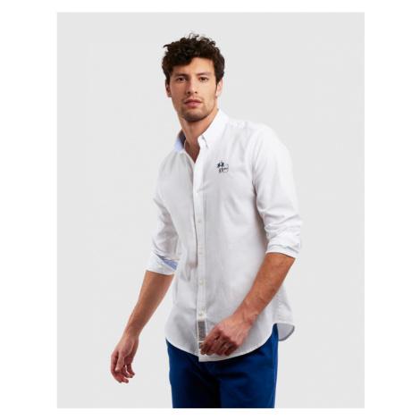 Košeľa La Martina Man L/S Shirt Oxford