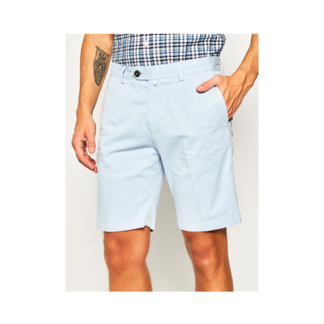 Joop! Bavlnené šortky 17 JT-32Hakoon-D 30019927 Modrá Slim Fit