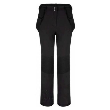 Loap LYRESKA čierna - Dámske softshellové nohavice