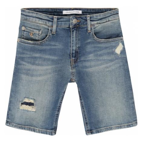 Calvin Klein Jeans Džínsy  modrá denim