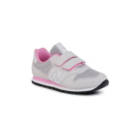New Balance Sneakersy YV500RI Sivá