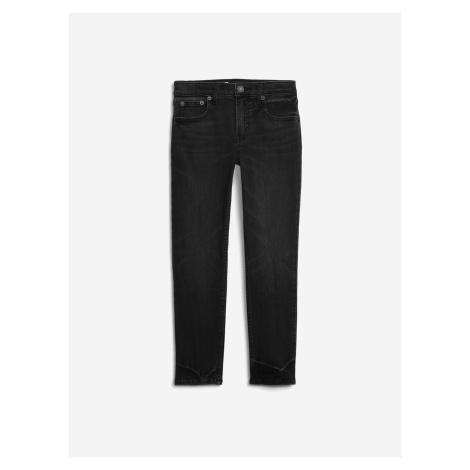 Jeans dětské GAP Čierna