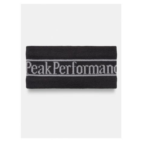 Čelenka Peak Performance Jr Pow Headband