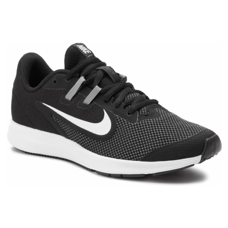 Topánky NIKE - Downshifter 9 (Gs) AR4135 002 Black/White/Anthracite