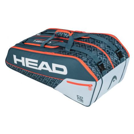 Head Core 9R Supercombi Grey/Orange 2020