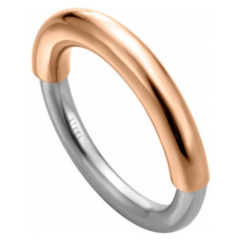 Esprit Elegantný bicolor prsteň Tint ESRG003223 mm