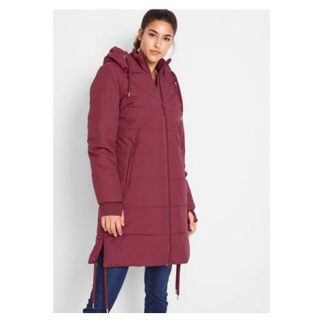 Prešívaný outdoorový kabát