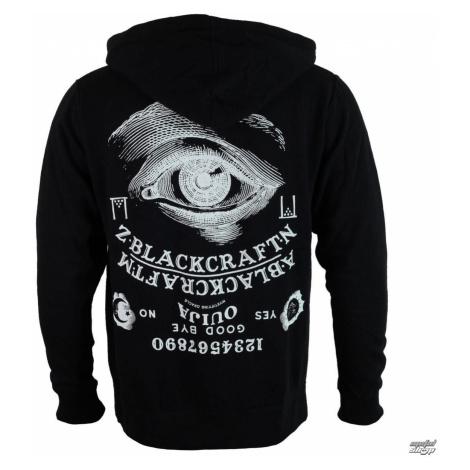 mikina s kapucňou BLACK CRAFT Ouija Čierna