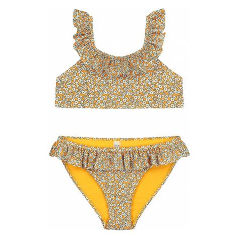 Shiwi Bikiny  žltá / zmiešané farby