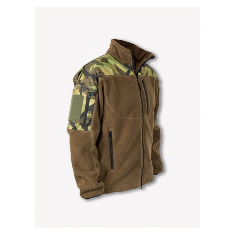 Fleecová bunda Fenix Protector® Polartec® Raven - AČR vzor 95