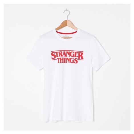 House - Tričko Stranger Things - Biela