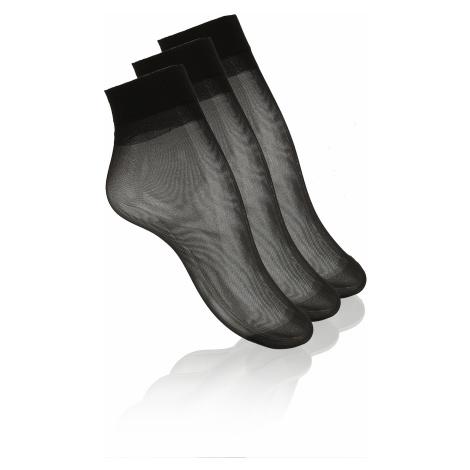 Hudson ponožky čierna Hudson London