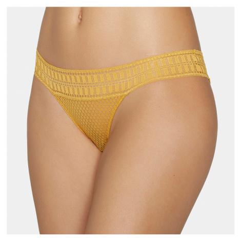 Nohavičky Amira žltá Ysabel Mora