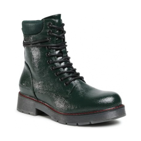 Šnurovacia obuv Tom Tailor 909350600 Imitácia kože/-Imitácia kože