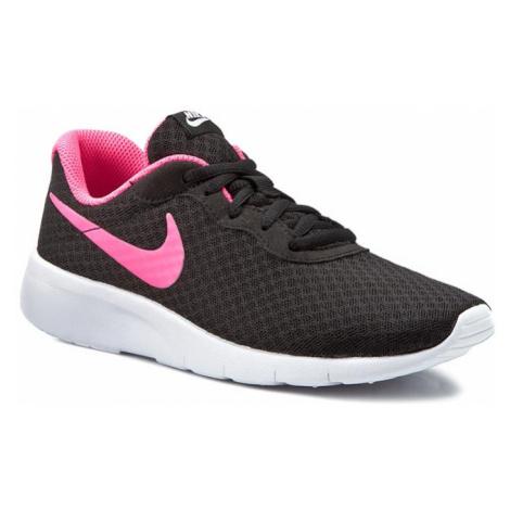 Topánky NIKE - Tanjun (GS) 818384 061 Black/Hyper Pink/White