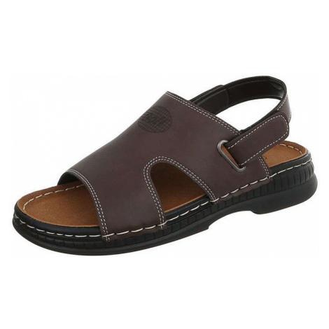 Pánske pohodlné sandále