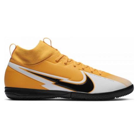 Nike JR MERCURIAL SUPERFLY 7 ACADEMY IC - Chlapčenská halová obuv