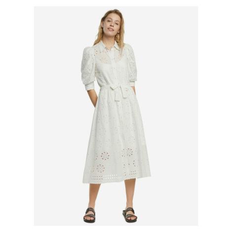 Noria Šaty Desigual Biela