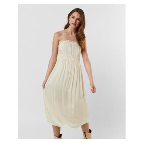 Vero Moda Singlet Šaty Biela