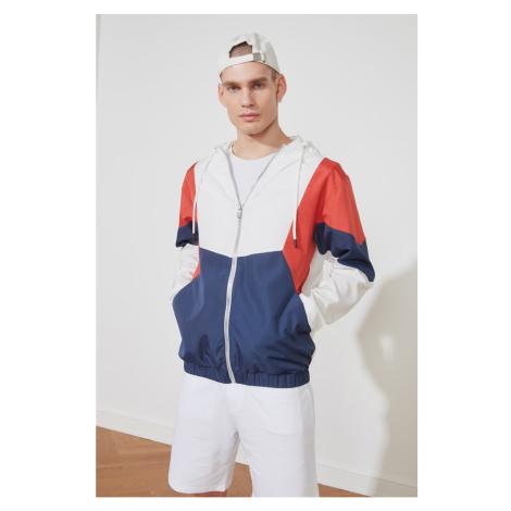Trendyol White Male Coat