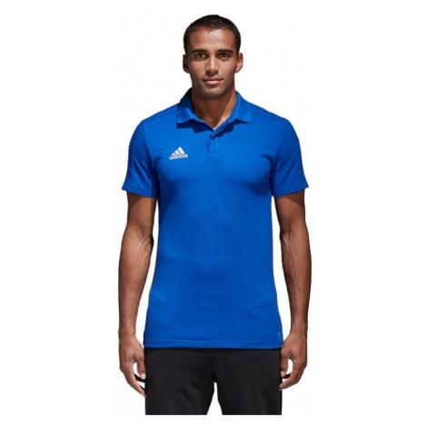 Tričko ADIDAS CON18 Co Polo Modrá
