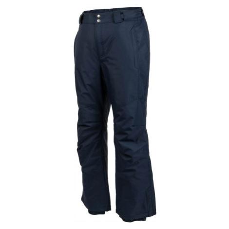 Columbia BUGABOO OMNI-HEAT PANT tmavo modrá - Pánske lyžiarske nohavice